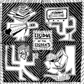 THE RESIDENTS / Residue Of The Residents (2LP)