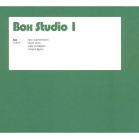 BOX / Studio 1 (CD)