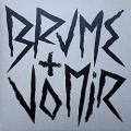 BRUME + VOMIR / UNstable (LP - Red Vinyl)