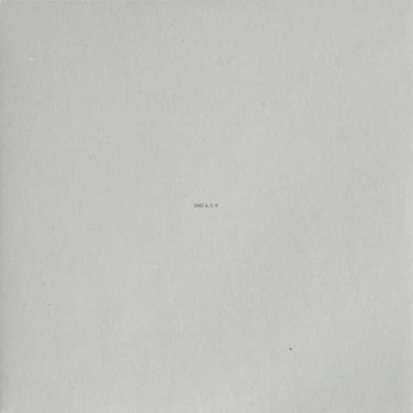 SND / 4,5,6 (3LP Clear Vinyl)