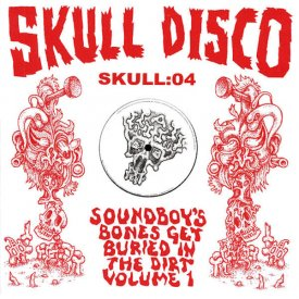 SHACKLETON & GATEKEEPER / Soundboy's Bones Get Buried In The Dirt Volume 1 (12
