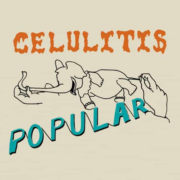 DICK EL DEMASIADO / Celulitis Popular (CD)