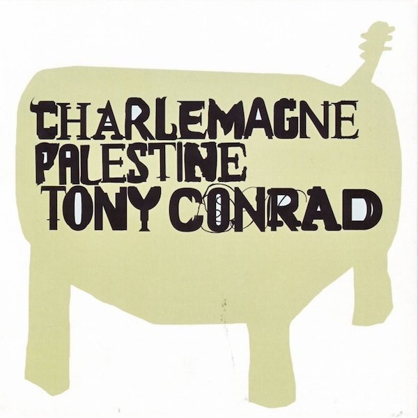 CHARLEMAGNE PALESTINE + TONY CONRAD / An Aural Symbiotic Mystery (CD)