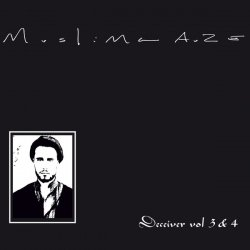 MUSLIMGAUZE / Deceiver vol. 3 & 4 (2CD)