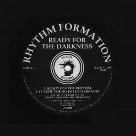 RHYTHM FORMATION / Ready For The Darkness (12 inch)