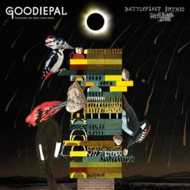 GOODIEPAL / Battlefleet Gothic - Live in Roskilde 2000 (2LP)