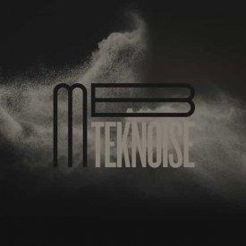 MAURIZIO BIANCHI (M.B.) / Teknoise (CD)