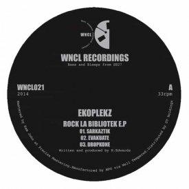 EKOPLEKZ / Rock La Bibliotek E.P (LP)