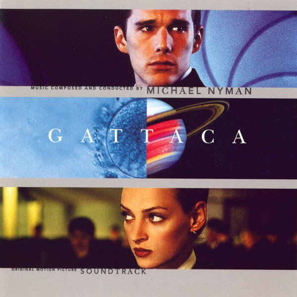 MICHAEL NYMAN / Gattaca (Original Motion Picture Soundtrack) (CD)