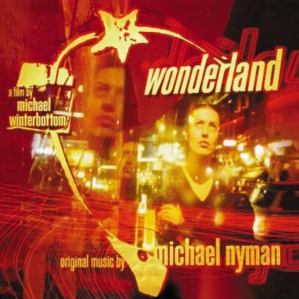 MICHAEL NYMAN / Wonderland (CD)
