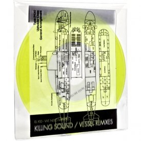EL KID / We Need Mirrors (Vessel + Killing Sound Remixes) (7 inch)