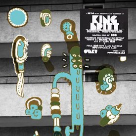 KING BRITT / Black Unicorns (12 inch+DL)