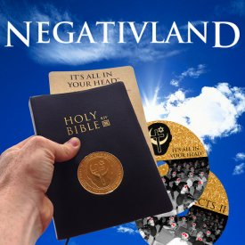 NEGATIVLAND / It's All In Your Head (2CD+Book)