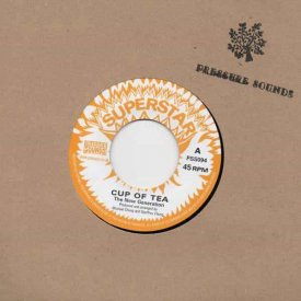 THE NOW GENERATION / Cup of Tea (7 inch)
