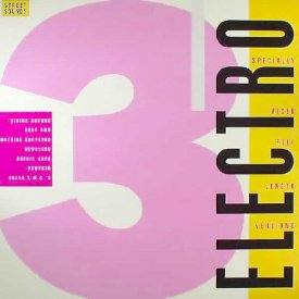 Various / Street Sounds Electro 3 (LP)