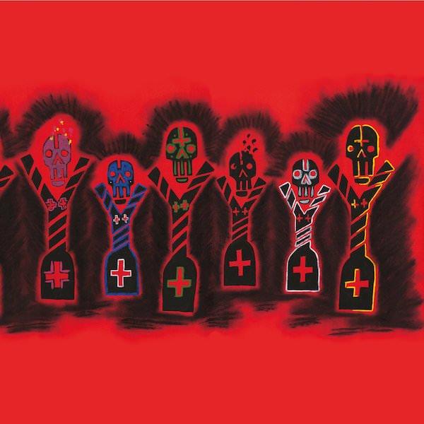 CUT HANDS / Festival Of The Dead (CD/2LP)