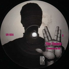 UR / The Theory - THE SHADOW / Free As You Wanna Be (12 inch-used)