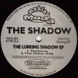 THE SHADOW / The Lurking Shadow EP (12 inch)