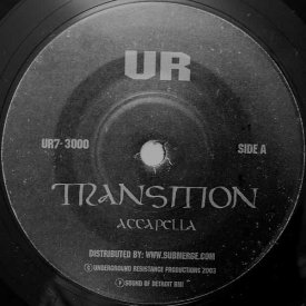 UNDERGROUND RESISTANCE / Transition / Windchime (7 inch)