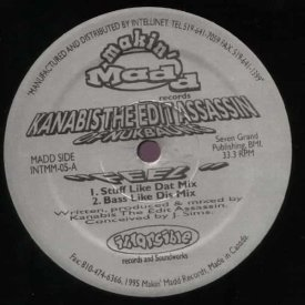 KANABIS THE EDIT ASSASSIN / Feel (12 inch)
