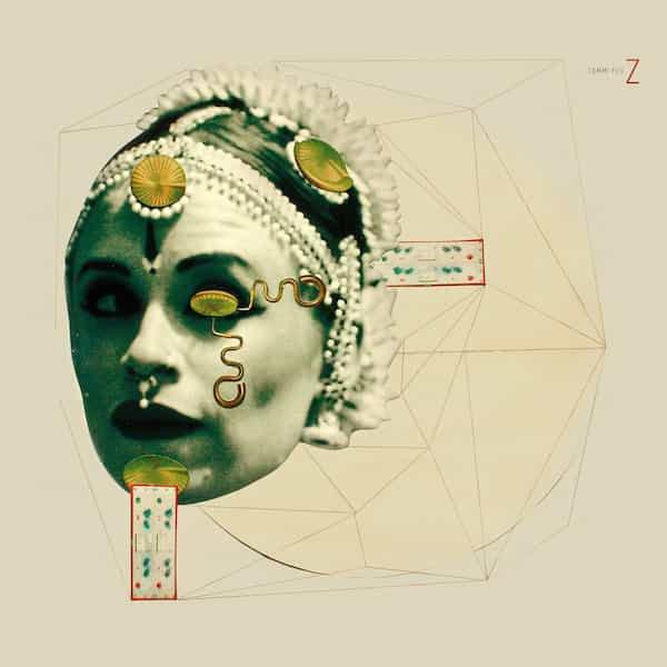 CUMMI FLU / Z (CD/LP) - sleeve image