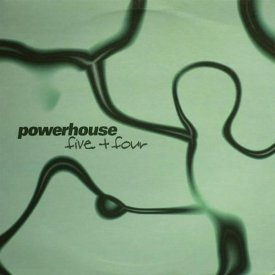 POWERHOUSE / Five Plus Four (LP)