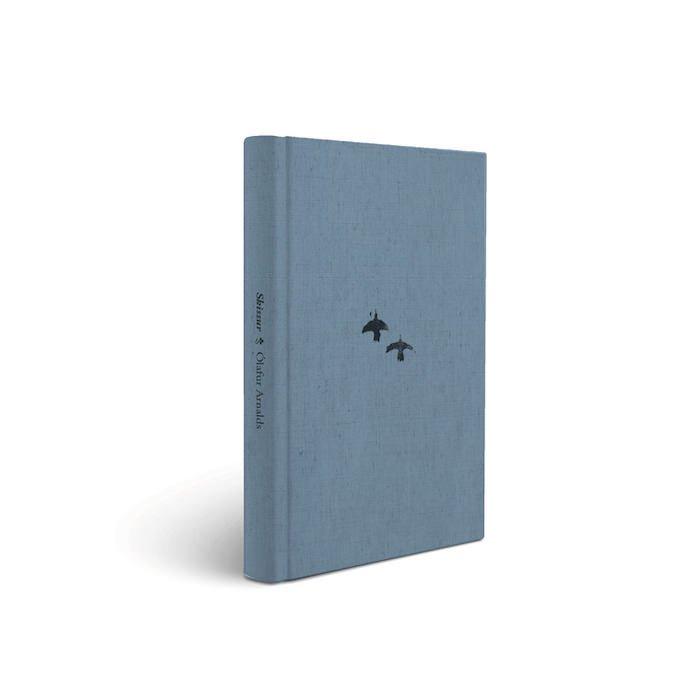ÓLAFUR ARNALDS / Skissur (2nd edition) (Book)