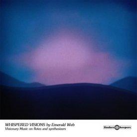 EMERALD WEB / Whispered Visions (LP) - sleeve image
