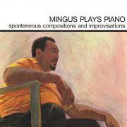 CHARLES MINGUS / Mingus Plays Piano (LP)