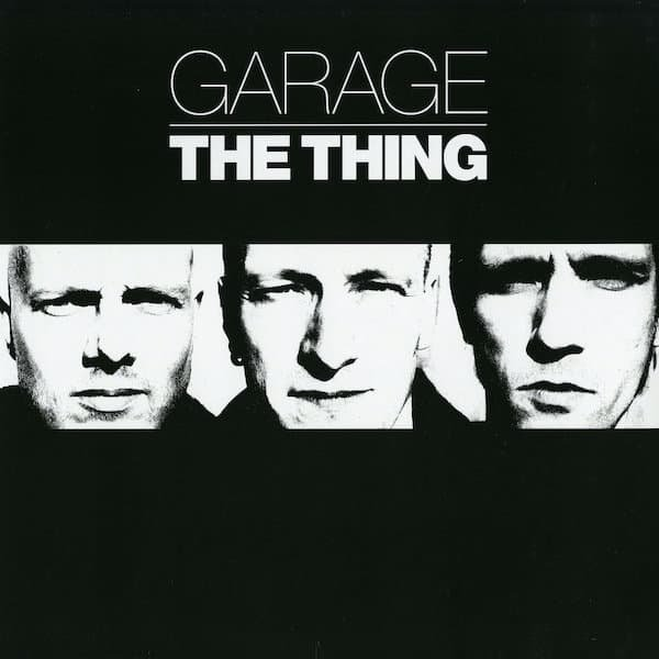 THE THING / Garage (LP) - sleeve image