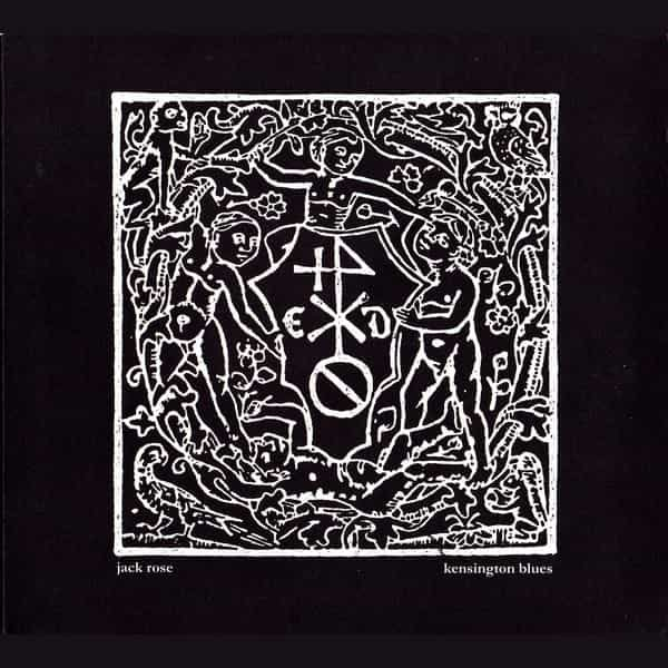 JACK ROSE / Kensington Blues (LP)