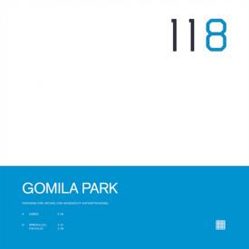 GOMILA PARK / Ununoctium (12 inch)