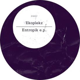 EKOPLEKZ / Entropik EP (12 inch)