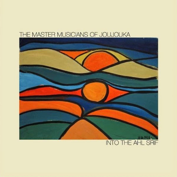 The MASTER MUSICIANS OF JOUJOUKA / Into the Ahl Srif (LP)