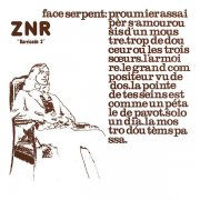 ZNR / Barricade 3 (LP)