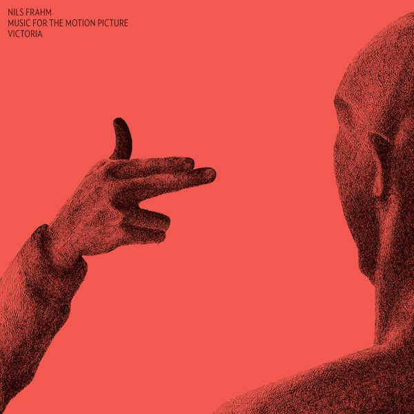 NILS FRAHM / Music for the Motion Picture Victoria (CD/LP) - sleeve image