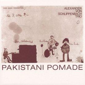 ALEXANDER VON SCHLIPPENBACH TRIO / Pakistani Pomade (LP)