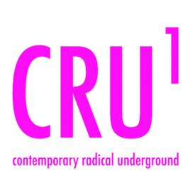 Various / CRU (Contemporary Radical Underground) - 1 (Zine+CD+DVD)