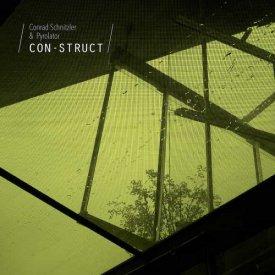 CONRAD SCHNITZLER & PYROLATOR / Con-Struct (LP+CD)