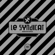 LE SYNDICAT / Audiostatik Repress (LP - Red Vinyl)