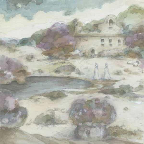 ELODIE / Traces Ephémères (LP) - sleeve image