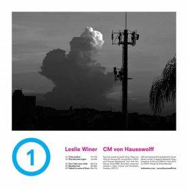 LESLIE WINER / CM VON HAUSSWOLFF / (1) (LP)