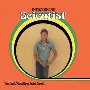 SCIENTIST / Introducing Scientist (The Best Dub Album In The World) (LP)