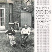 ANTHONY BRAXTON & DEREK BAILEY / First Duo Concert (CD)