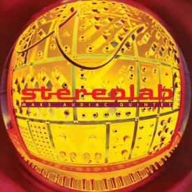STEREOLAB / Mars Audiac Quintet (2LP)