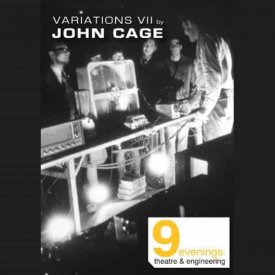 JOHN CAGE / Variations VII (DVD-Audio)