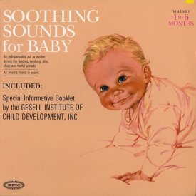RAYMOND SCOTT / Soothing Sounds for Baby Volume 1, 2 & 3 (LP+LP+LP)