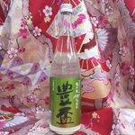 豊盃 亀の尾活性にごり 純米生酒(720...