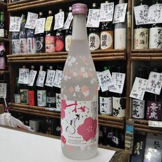 桜焼酎 桜かれん20度 限定品(720ML)