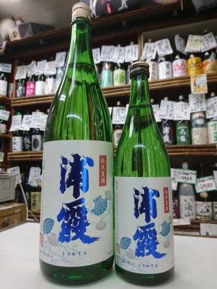 浦霞 純米夏酒(1.8L)